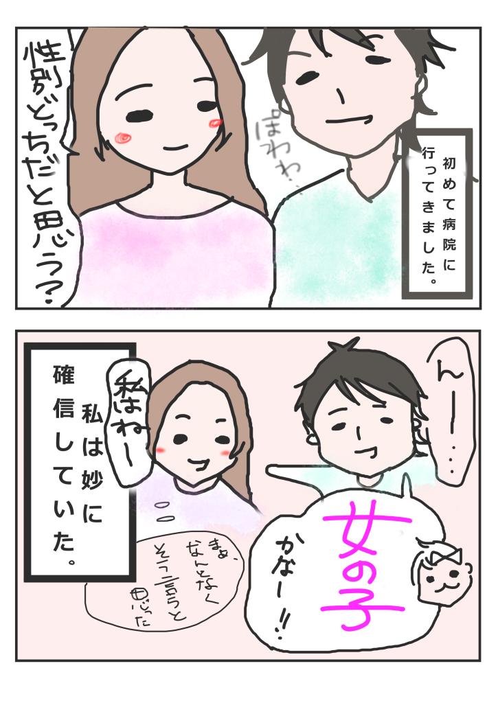 絵日記性別