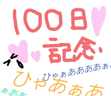 祝!100日記念日!写真館で悲鳴