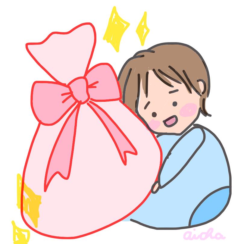 次男1歳の誕生日プレゼント選び